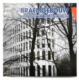 Voorkaft boekje VUB Rectoraatsgebouw van architect Renaat Braem