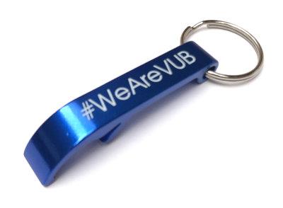 Sleutelhanger / flesopener #WeAreVUB