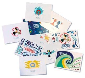 VUB Postkaartjes per set van 10 stuks